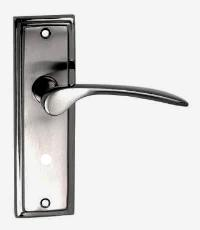Roma Lever Bathroom Satin Black Nickel - DISCONTINUED