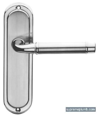 Chateau Lever Latch Chrome Plated - Matt Chrome