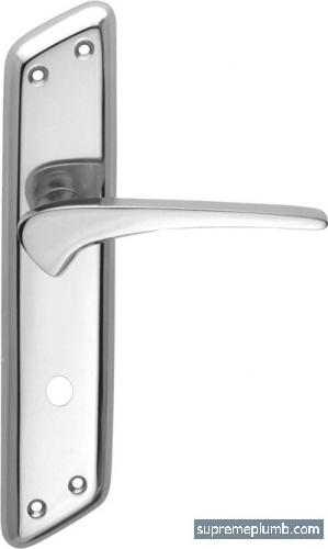 Jupiter Lever Bathroom Chrome Plated