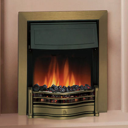 Dimplex Danesbury Antique Brass - DAN20AB