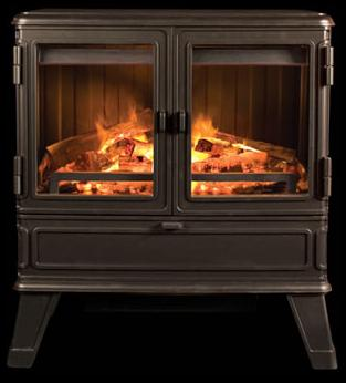 Dimplex Cadogan Stove Opti-Myst Electric Fire - CGN20 - DISCONTINUED