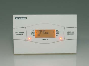 Myson Dual Channel Time Switch MEP2C - SOLD-OUT!!