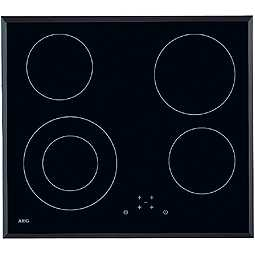 AEG 6410KFN  Electric Hob - DISCONTINUED