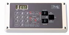 Danfoss 852 2 channel, 7 day, electronic timeswitch. - SOLD-OUT!!