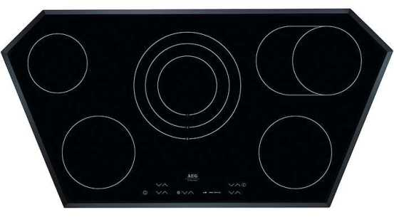 AEG 96901KFEN  Electric Hob - DISCONTINUED