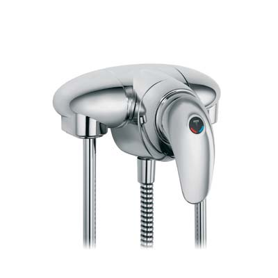 Trevi Blend A3086 - Exposed Shower - Chrome - SOLD-OUT!!