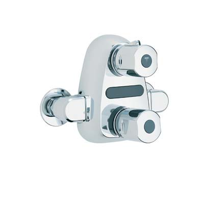 Trevi Therm MK2 A3200 - Exposed Thermostatic Shower - DISCONTINUED