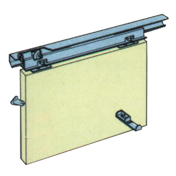 HENDERSON J3 Marathon Junior Single Track Sliding Door Gear 900mm