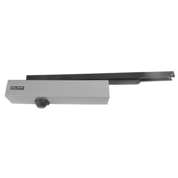 Asec Classic Size 1 6 Overhead Door Closer Polished