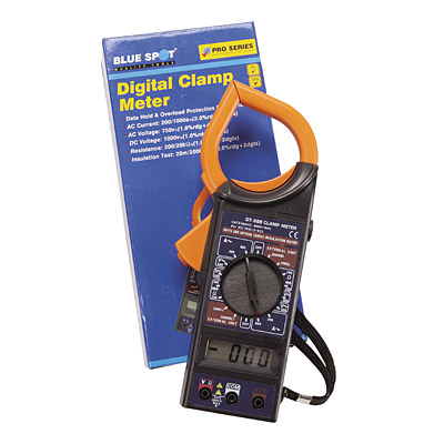 DIGITAL CLAMP METER - 31503