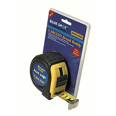 7.5 MTR TAPE MEASURE 32MM BLADE - 33102