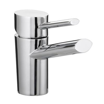 Bristan Oval Eco Basin Mixer without Waste - OL EBASNW C - OLEBASNWC