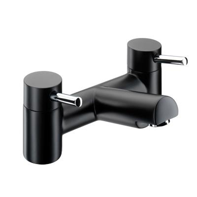 Bristan Prism Bath Filler Black - PM BF B - PMBFB - DISCONTINUED
