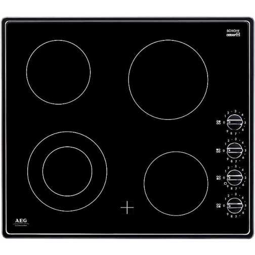 AEG 6010KBN  Electric Hob