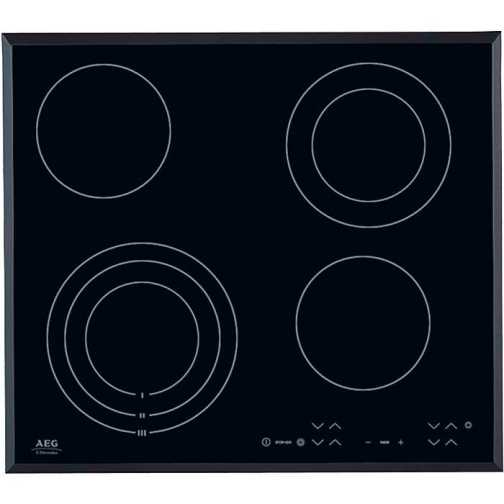 AEG 66201KFN  Electric Hob - SOLD-OUT!!