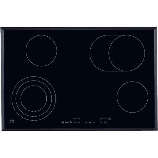 AEG 76301KFN  Electric Hob - DISCONTINUED