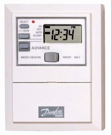 Danfoss 102E5 Electronic Programmer - DISCONTINUED
