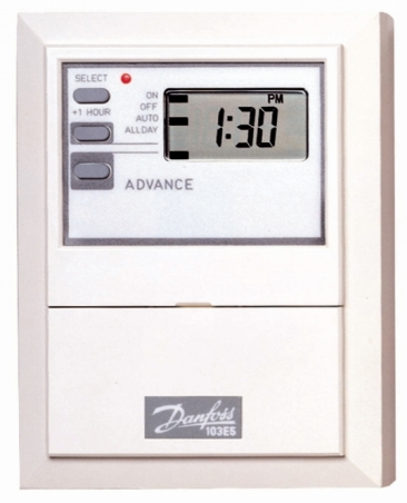Danfoss 103E5 Electronic Timeswitch - DISCONTINUED