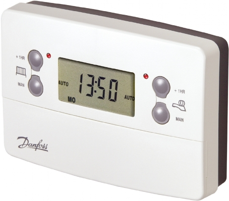 Danfoss CP715Si Two channel programmer, with common timebase
