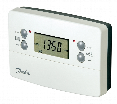 Danfoss FP715Si Two channel programmer, with common timebase