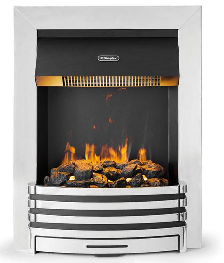 Dimplex Penngrove Opti-Myst Fire Chrome - PNN20 - SOLD-OUT!!