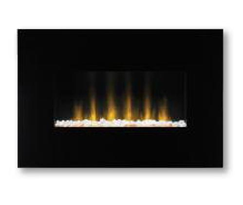 Dimplex Saratoga Electric Wall Mounted Fire - SGA20 - SOLD-OUT!!