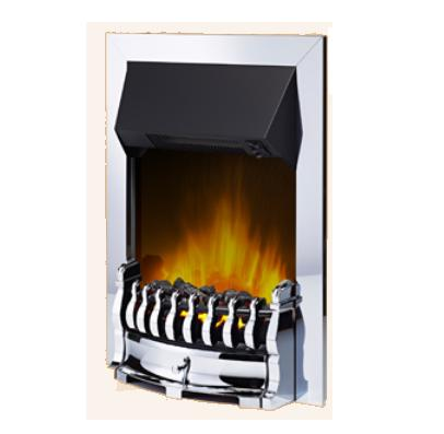 Dimplex Stamford Electric Fire Chrome - STM20CH