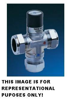 22mm TM25 Thermostatic Mixing Valve - DD 650032