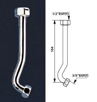 Urinal Neck Tube For J.D. COQUILLE - DD 754000