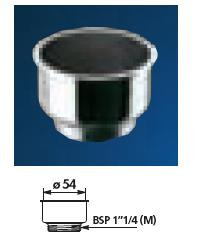 "Socket Outlet 1 1/4"" BSP(M) - DD 775000"