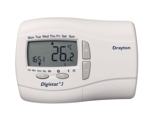 Drayton Digistat + 3