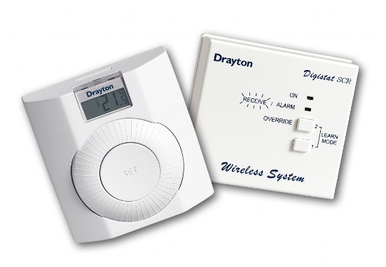 Drayton Digistat Plus RF Digital Roomstat