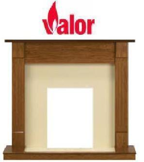 Valor Durham Medium Oak/Cream