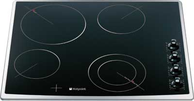 Hotpoint E6011 Experience 60cm Halogen Hob - DISCONTINUED