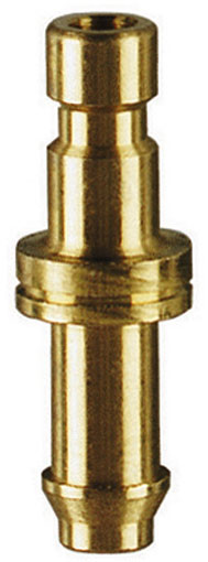 3mm HOSE TAIL PLUG BRASS UNPLATED - 02SFTF03MXX