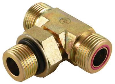 9015-06-08AS Burnett /& Hillman Hydraulic Adaptors 11//16 ORFS X 13//16 ORFS M//F