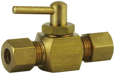 8mm OD SHUT OFF VALVE 44L x 26H - EVST-8