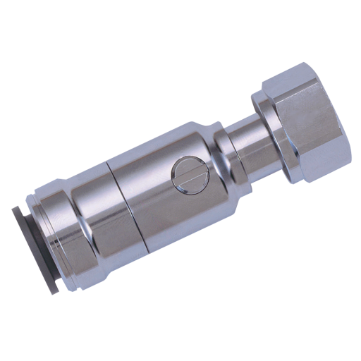 "15mm X 1/2"" Tap Connect Service Valve - 15PTSV"