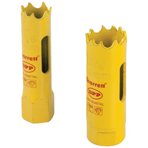 Holesaw To Suit 25mm OD Pipe (14mm) - 2009 0043 00