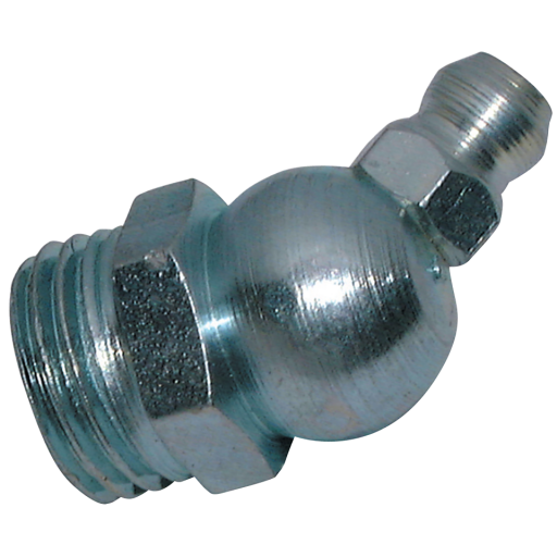 "Grease Nipple 65deg 1/8"" BSPT Male - 2017-3811"