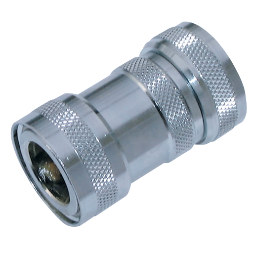 "3/4"" BSP Female Coupling - Valved - 53530A3"