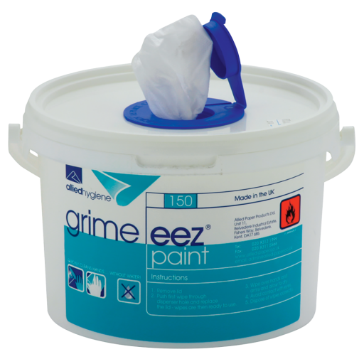 Paint & Mastic Removing Wet Wipes X 150 - IPGP