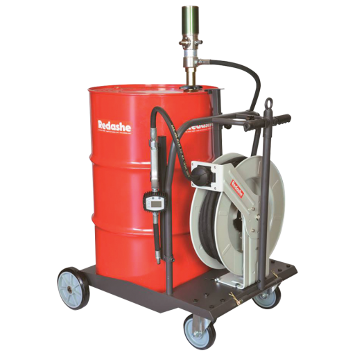 Oil Delivery System Without Hose Reel - JOS100