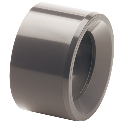75mm X 32mm UPVC Red Bush - RB-7532-UPVC