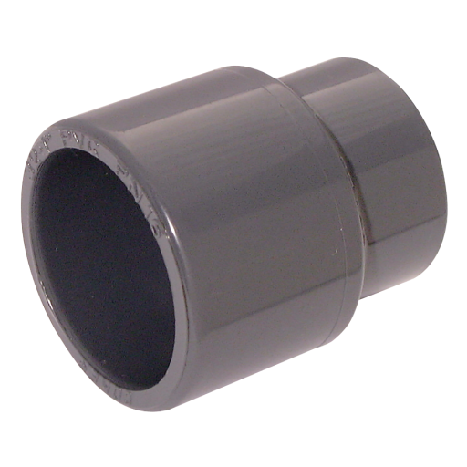 "1.1/2"" X 1.1/4"" ID UPVC Reducing Socket - RS13-112112-UPVC"