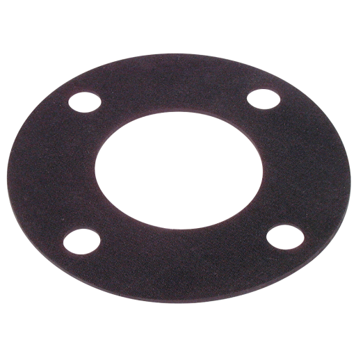 "6"" Size EPDM Gasket Table E BS10 - SF10-6"
