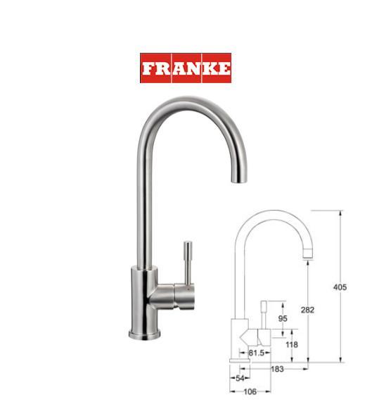 Supreme plumbing electrical supplies - Robinet cuisine franke ...