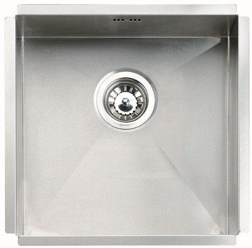 Rangemaster Atlantic Square Undermount Kitchen Sink - G66889