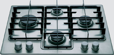 Hotpoint GE640 Experience 60cm Gas Hob - DISCONTINUED