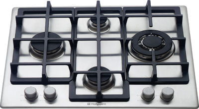 Hotpoint GE641TXD Experience 60cm Gas Hob - DISCONTINUED